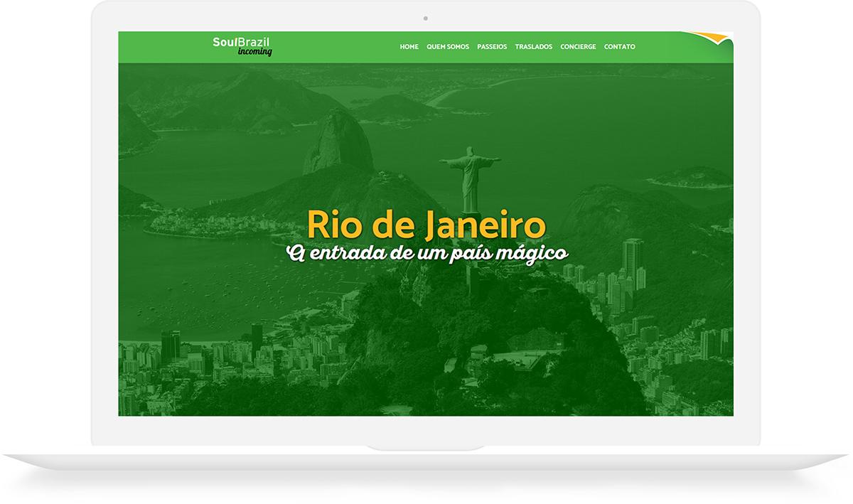 Soul Brazil Incoming