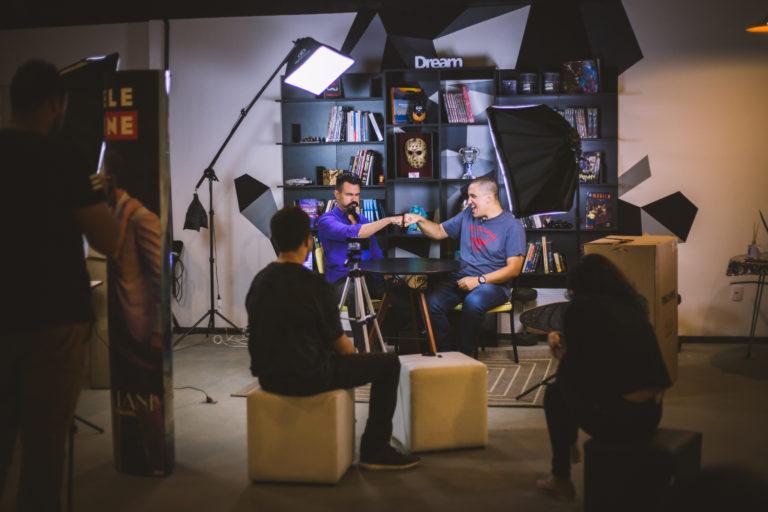 Agência EPK - Gravação com Affonso Solano e Anderson Gaveta