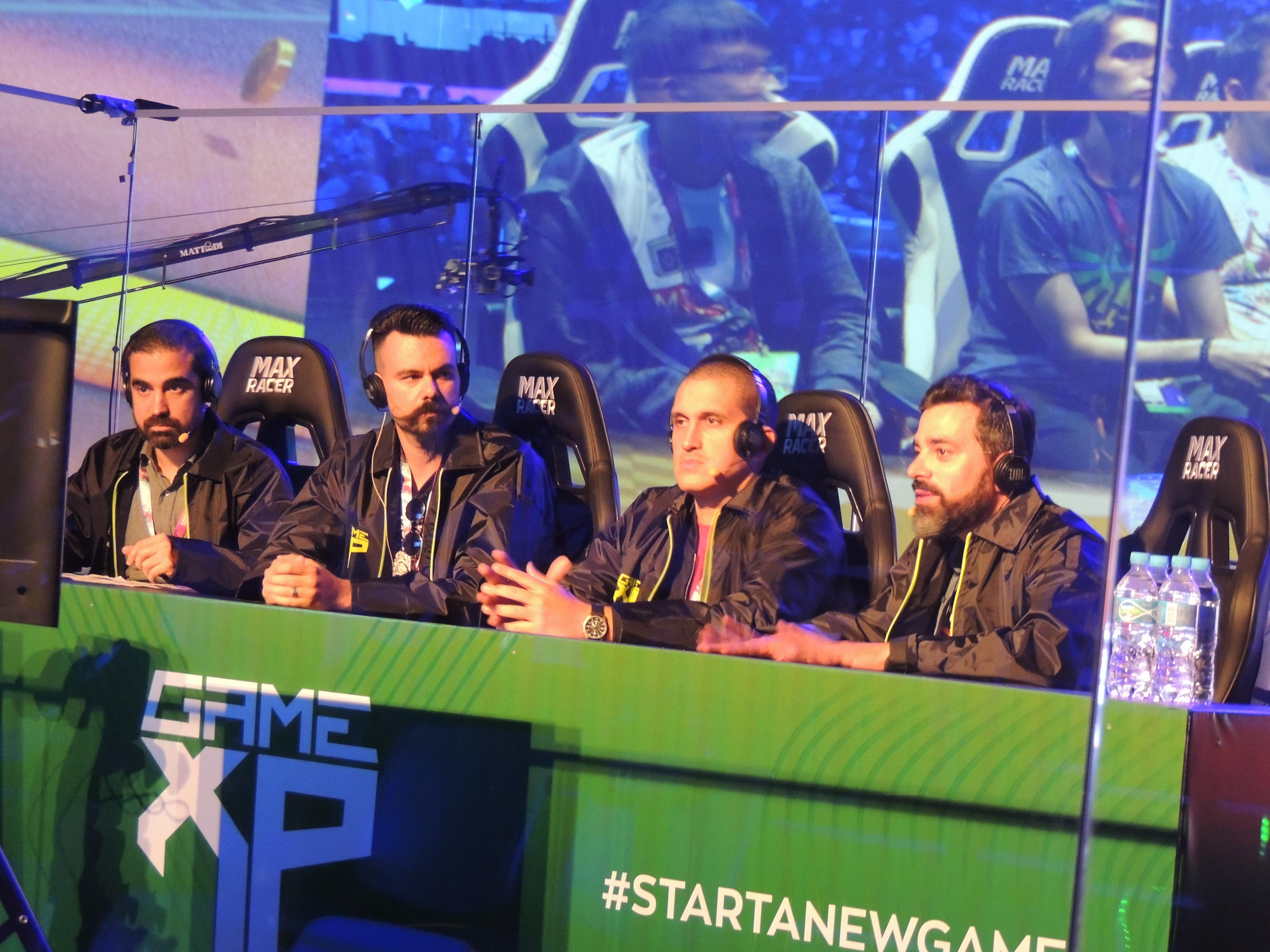 Affonso Solano e Anderson Gaveta narram final de Super Mario Kart 8 na GameXP