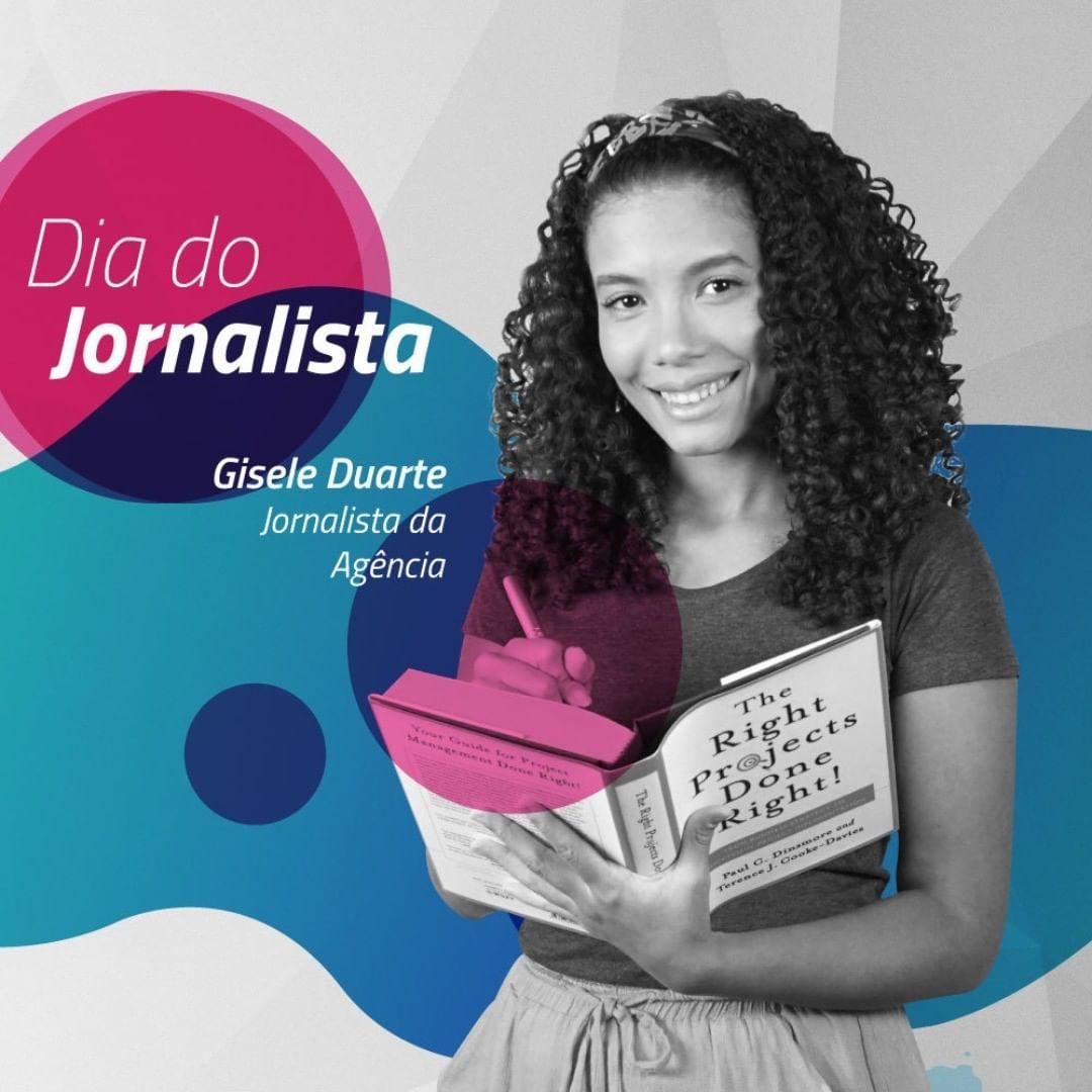 Dia do Jornalista na EPK