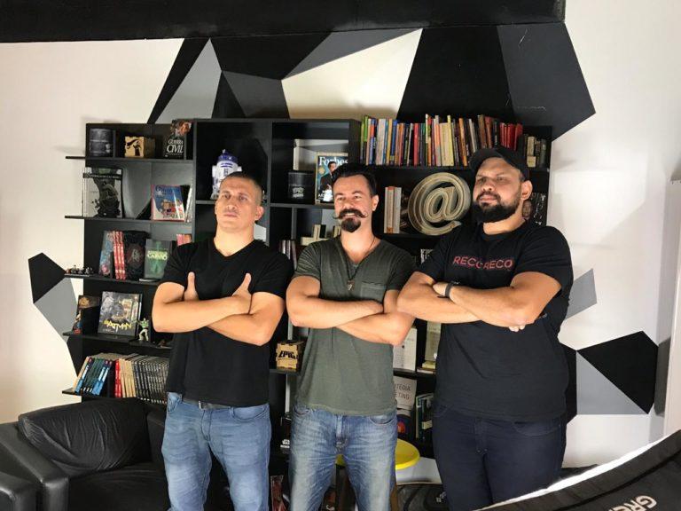 Papo de Peso recebe Anderson Gaveta e Affonso Solano
